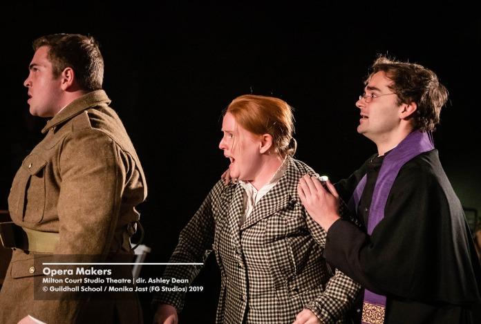 Robert Lewis, Harriet Burns, Collin Shay