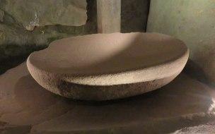 Sanding stone
